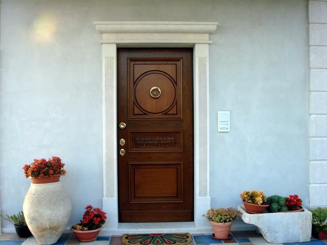 Porte blindate in legno roma prezzi porte blindate in - Porte blindate da esterno prezzi ...