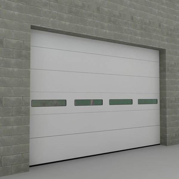 Porte per garage basculanti Roma