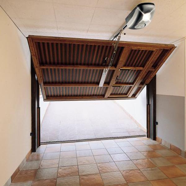 Porte per garage basculanti roma for Prezzi del garage della carrozza