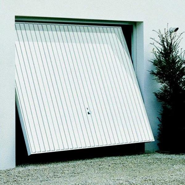 Porte per garage sezionali Roma - Fabbrica porte garage
